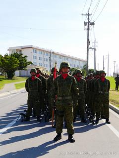 陸自際 那覇駐屯地-129