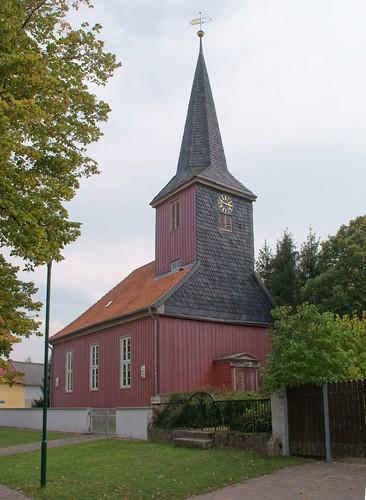 Jeseritz, Dorfkirche