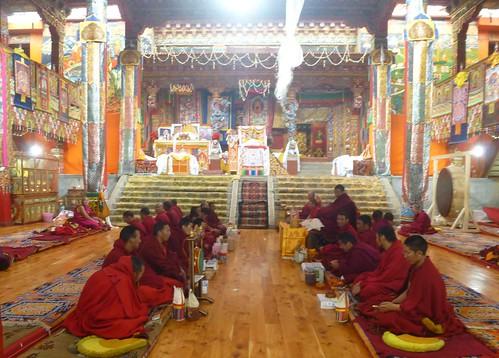 CH-Litang-Chode Gompa-Monastère (3)