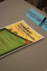 Western Oregon University Food Day