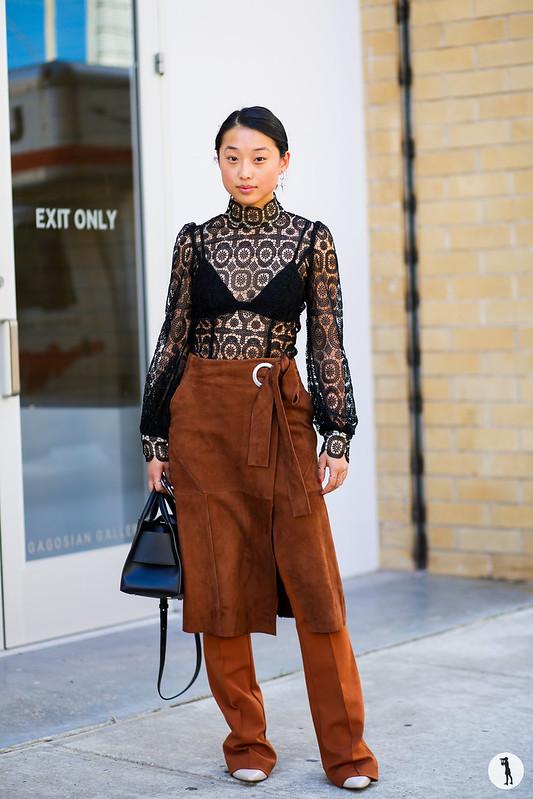 Margaret Zhang, NYFW