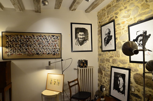 Expo Art-No à l'Ensemblier Drouet