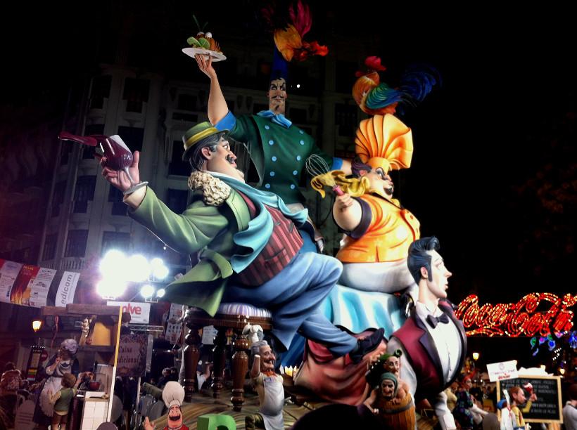 Fallas Fiesta Valencia16