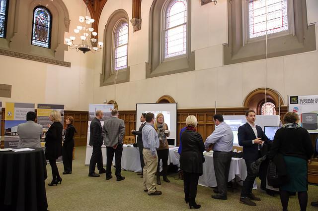 Innovative Ideas Forum 2015 - Efficiency at Ontario Universities