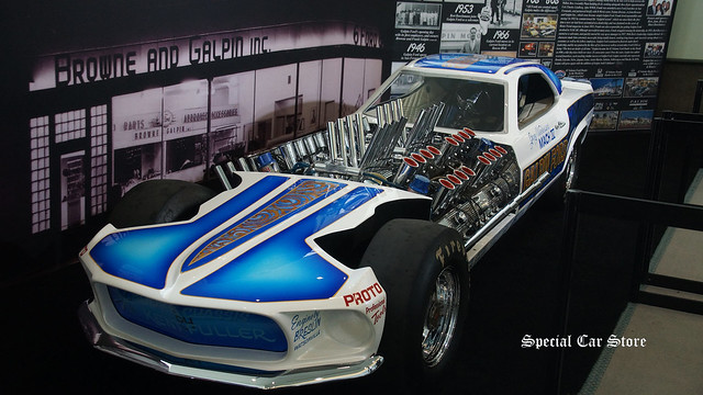 1969 Mustang 4 Engined Mach IV