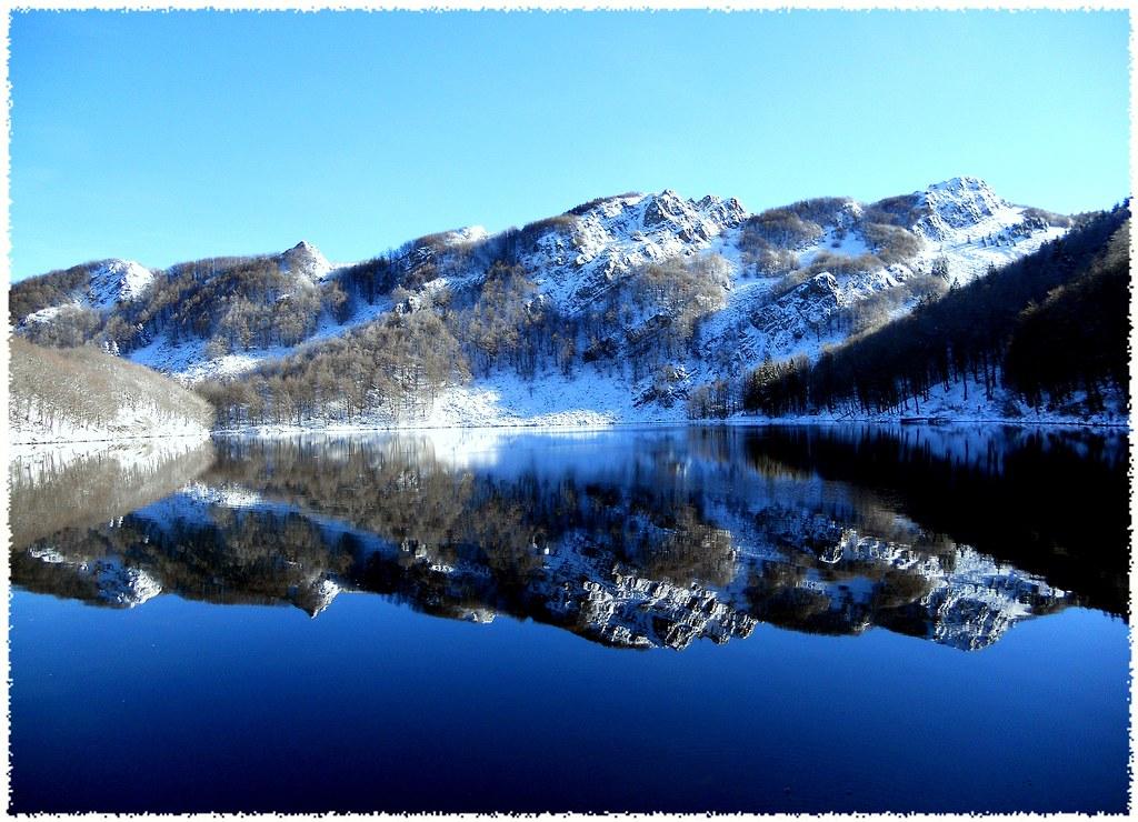 Lago Santo parmense (Pr) m.1507