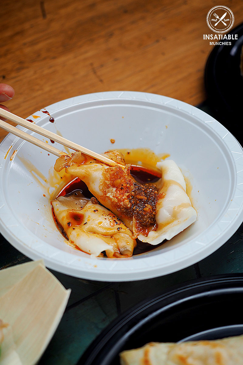 Zhong Dumplings, China Chilli: Sydney Food Blog Review