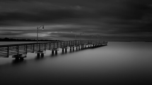 longexposure bw digital landscapes pier florida stuart 2015 jensenbeach leebigstopper afsnikkor1835mmf3545ged jaspcphotography nikond750