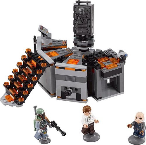 LEGO Star Wars 2016 sets | 75137 - Carbon-Freezing Chamber