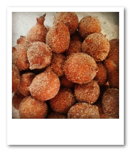 Fritos de Cenoura