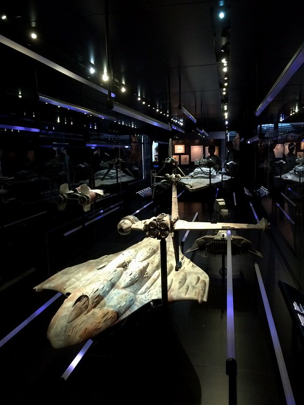 Star Wars Exhibition 5