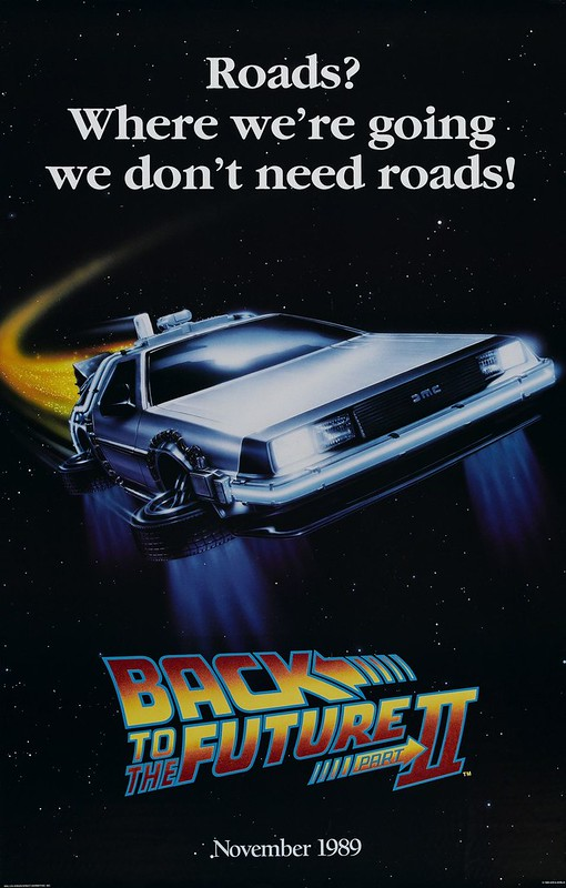 Back to the Future - Part II - Poster 4