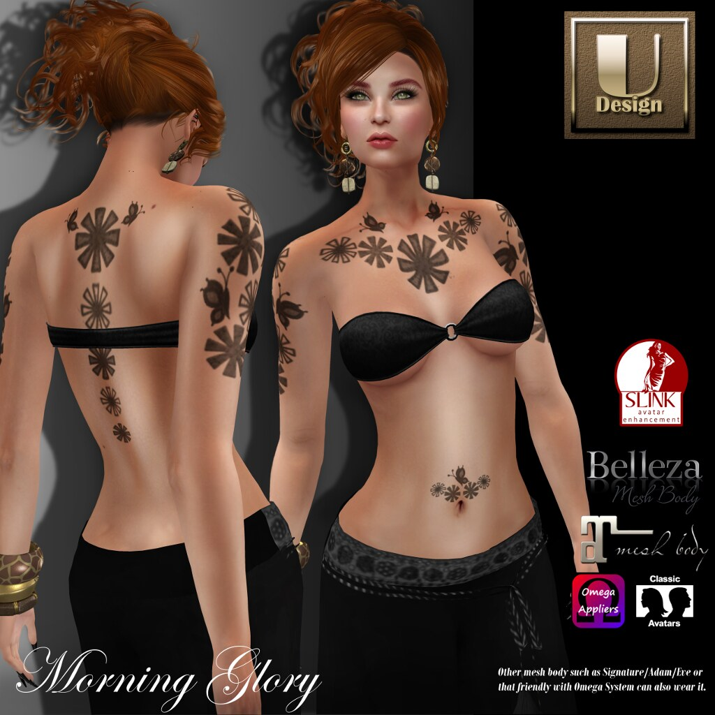 U-Design : Morning glory - SecondLifeHub.com