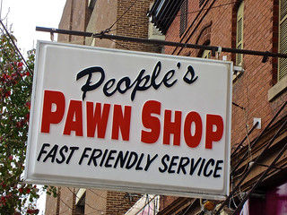 People's Pawn Shop, Columbia, SC