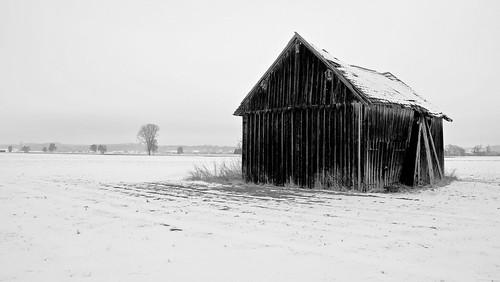 (The Old Barn) Snow-Edition