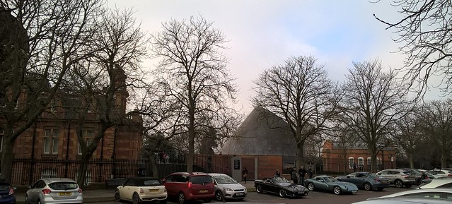 Royal Observatory and Museum building etc