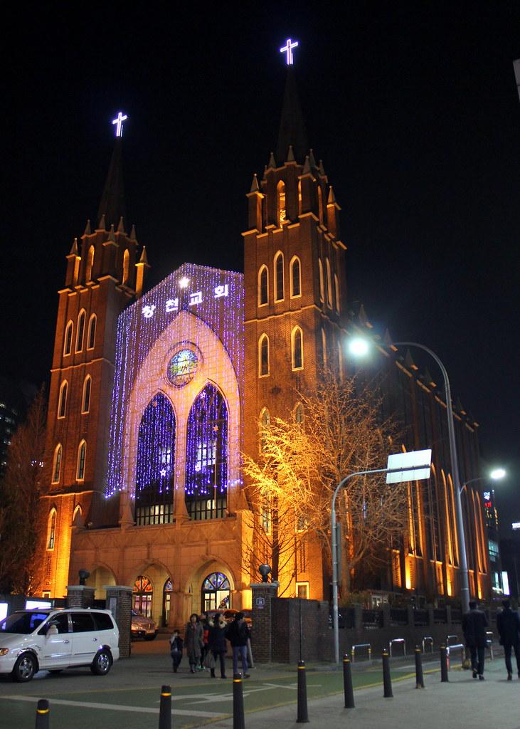 sinchon-church