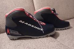 Boty na běžky MADSHUS - titulní fotka