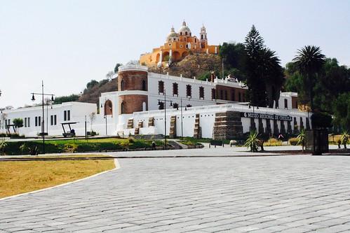 Ex Convento de San Andres Calpan