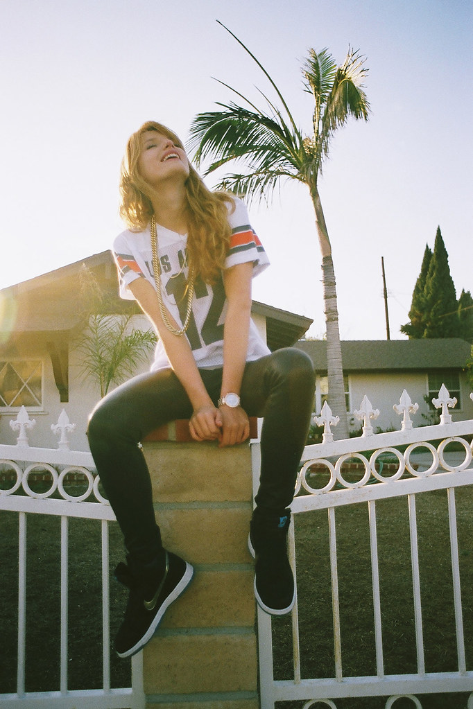 Белла Торн — Фотосессия у Amber Asaly 2014 – 13
