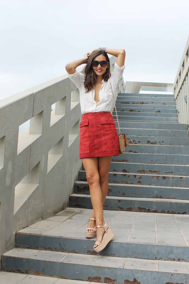 red skirt coohuco 6