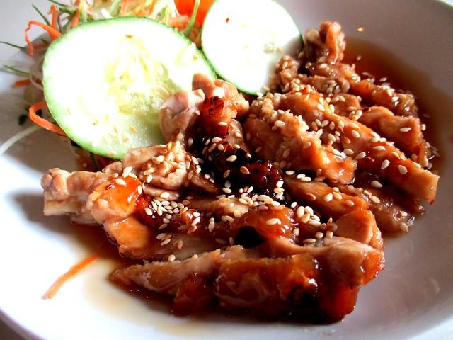 Zen terayaki chicken