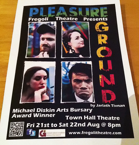 Pleasure Ground Poster