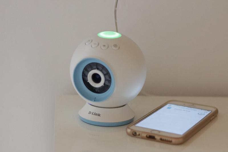 Smart Plug EyeOn Baby D-Link