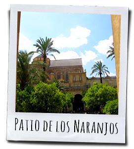 Via de Patio de los Naranjos krijg je toegang tot het prachtige interieur van de moskee