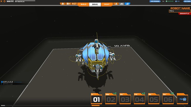 Robocraft Mercy 3