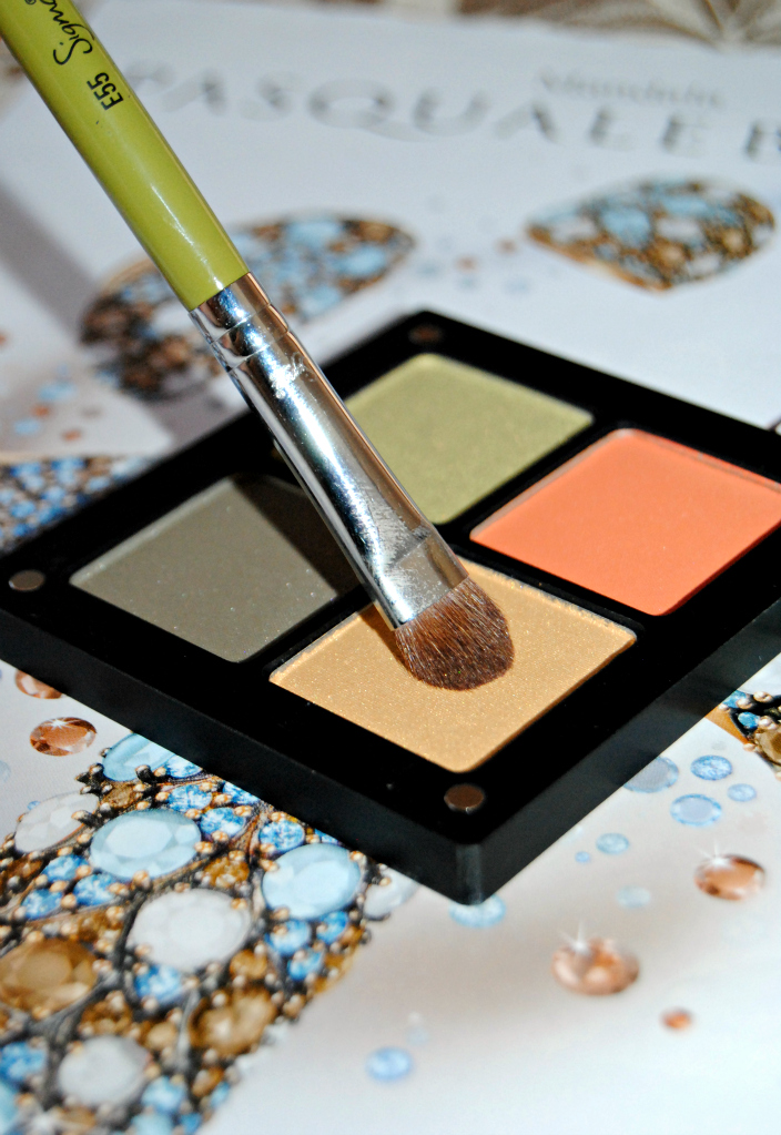 Inglot Eyeshadows Freedom system (05)