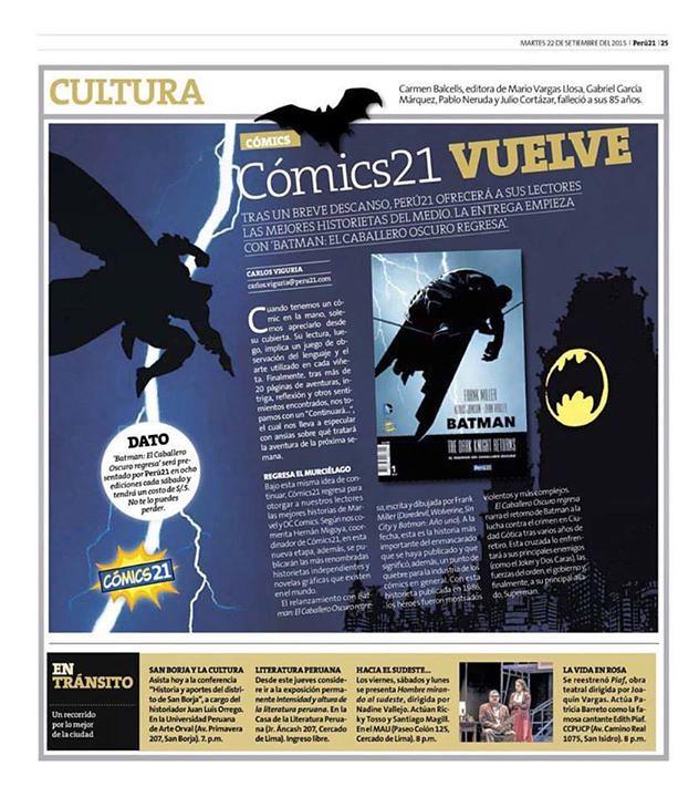 BATMAN DAY - COMICS 21