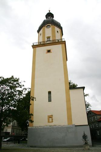 Ohrdruf, Thuringia, Germany