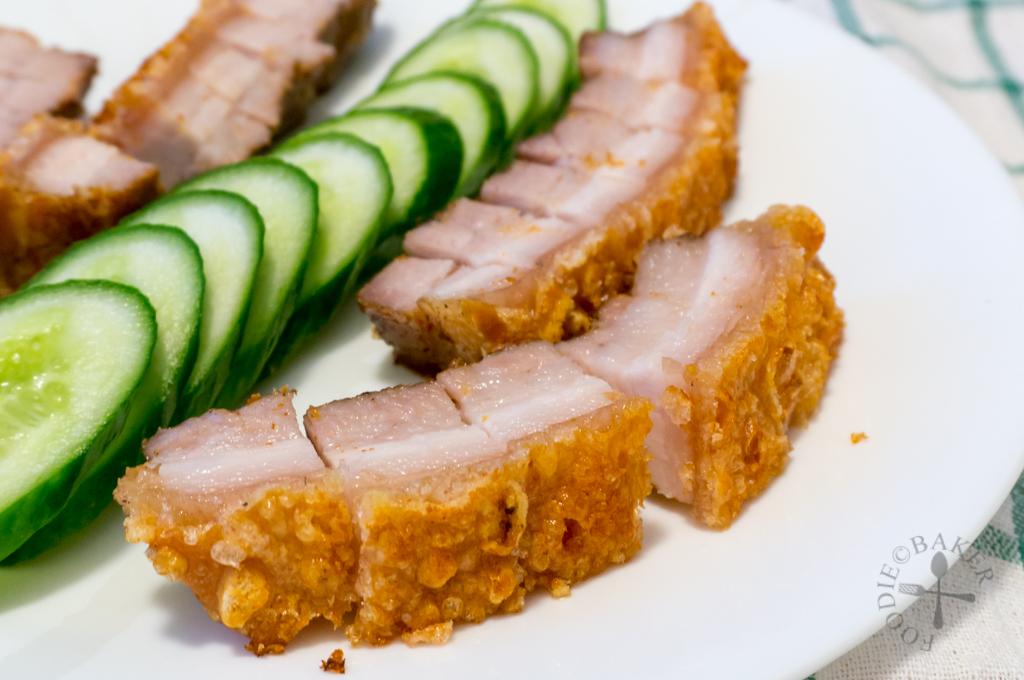 Roasted Pork (Siu Yuk / 烧肉)