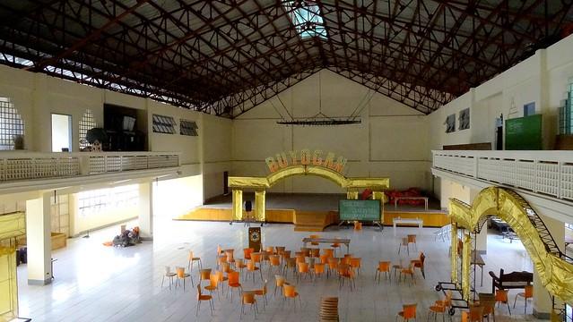 Abuyog Civic Center - June 2015