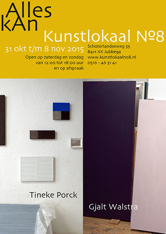 Rust van Tineke Porck en Licht van Gjalt Walstra