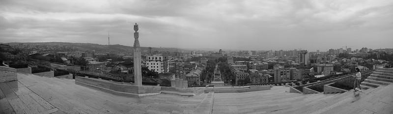 Yerevan panorama