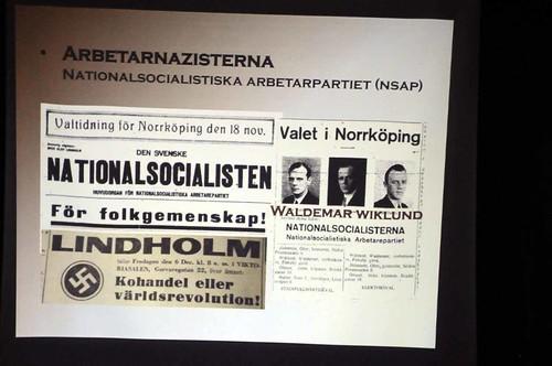 Nationalsocialistiska Arbetarpartiet