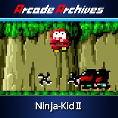 Arcade Archives Ninja- Kid II