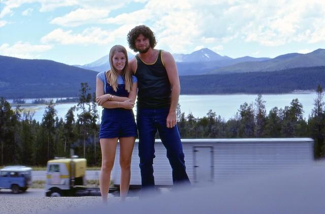Somewhere in Colorado, 1976