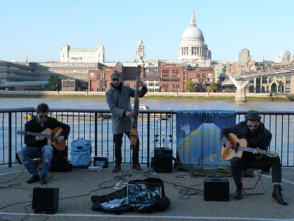 music by the Thames