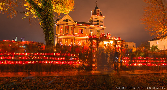 Kenova Pumpkin House | Amusing Planet