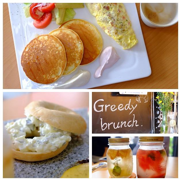 饞 Greedy brunch (1)