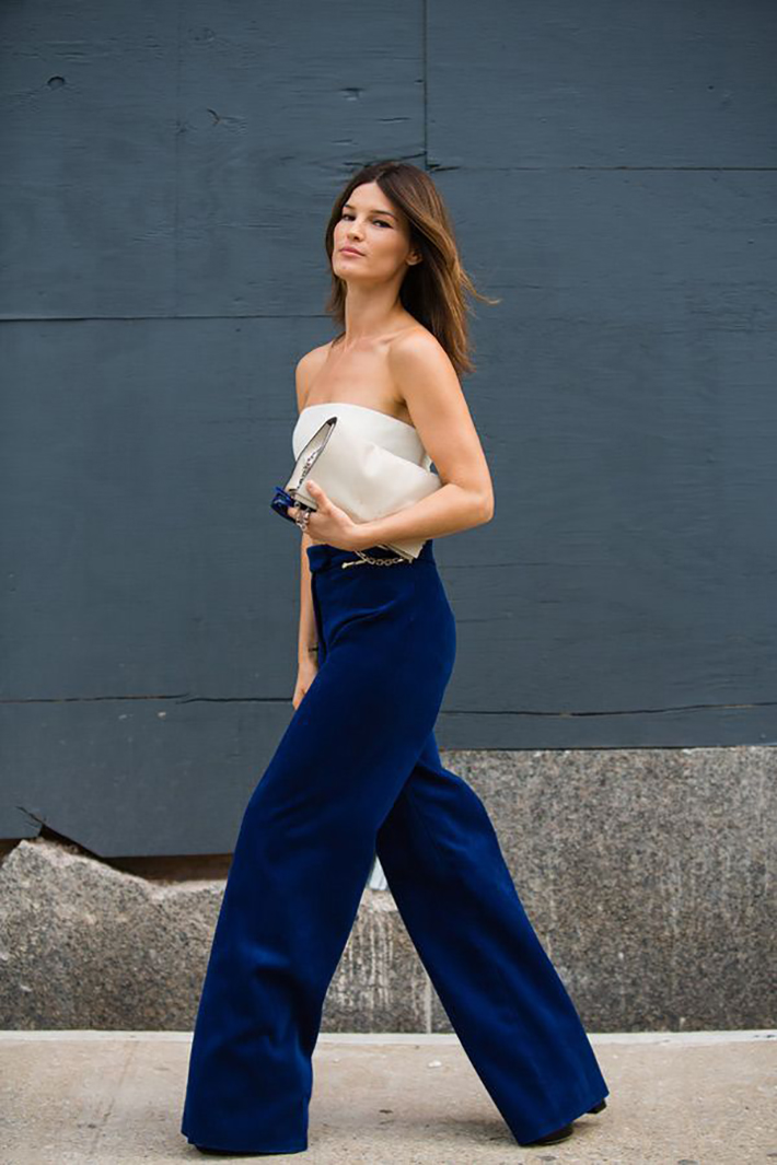 how to wear velvet streetstyle inspiration outfits12