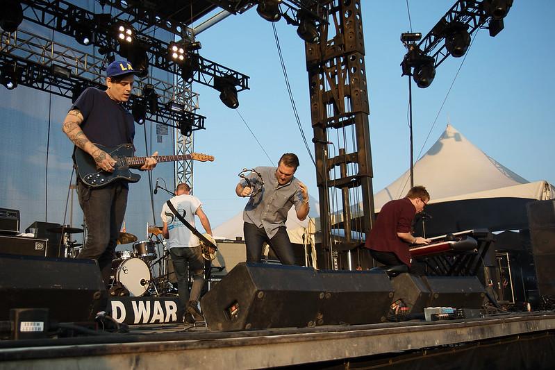 Riot Fest 2015 Day 2 - Cold War Kids