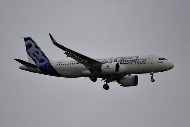 F-WNEO A320(neo)