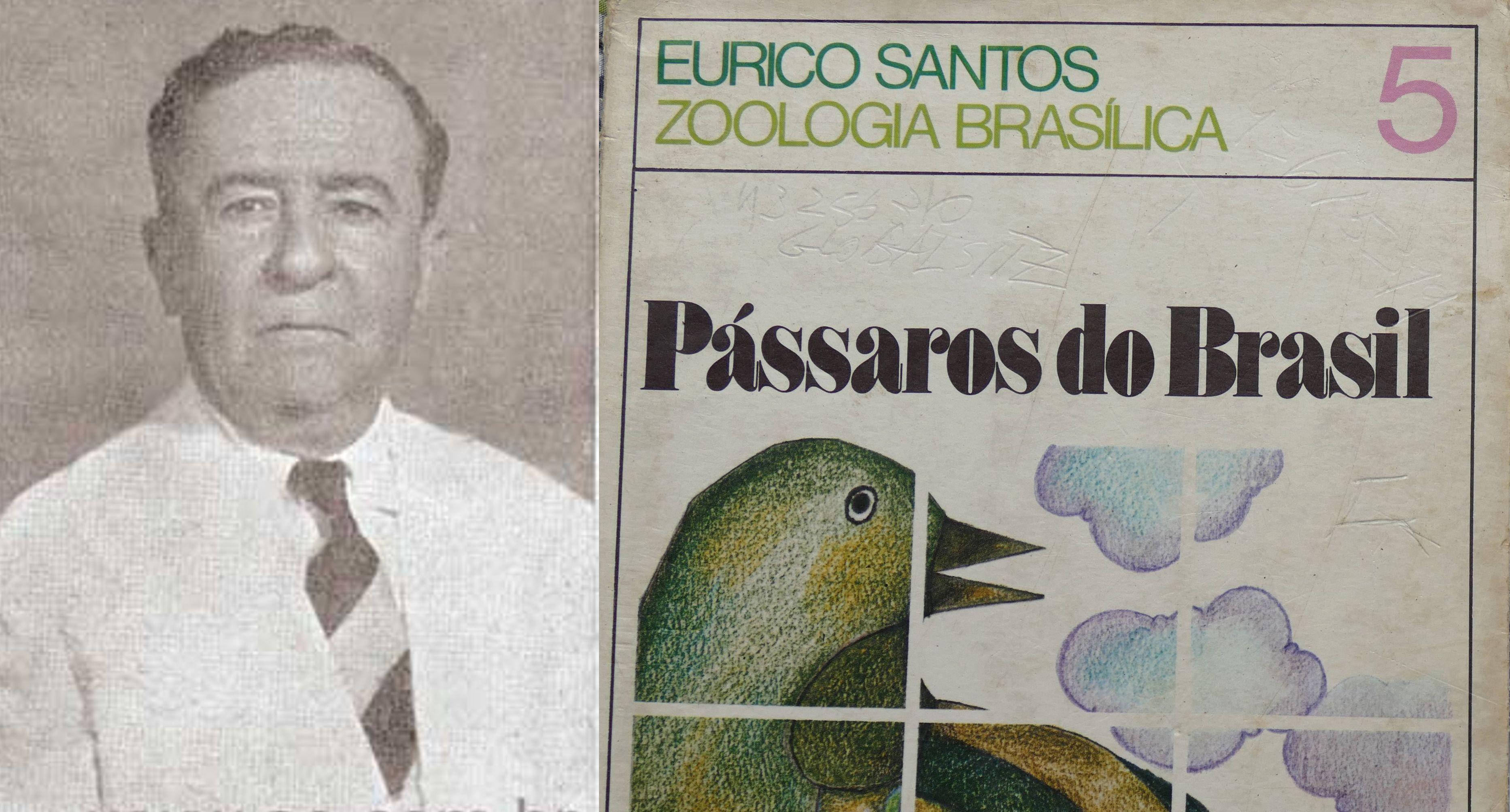 Eurico Santos - Pássaros do Brasil