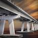 "Sanibel Causeway - Bridge ""A"" (Conceptual Photoshop Image) by Ken Lane Photography"