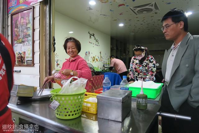 澎湖馬公 郵局蔥油餅