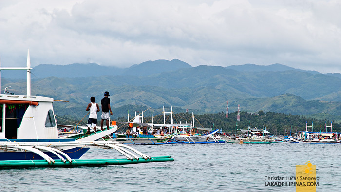 Boracay Island Hopping Habagat Season